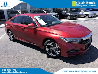 2018 Honda Accord EX-L 1.5T Sedan