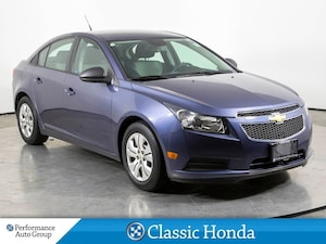 2014 Chevrolet Cruze 2LS | REAR CAM | BLUETOOTH | NAVIGATION |