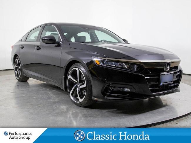 2019 Honda Accord Sport 1.5T | DEMO UNIT Sedan