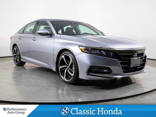 2019 Honda Accord Sport 1.5T | DEMO UNIT Sedan