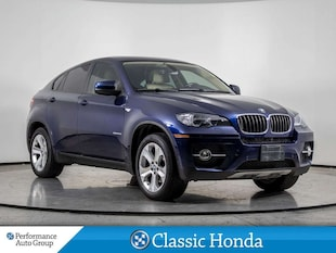 2012 BMW X6 35i | NAVI | LEATHER | xDRIVE | SUNROOF | ALLOYS | SUV