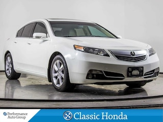 2013 Acura TL TECH PACK | LEATHER | NAVI | REAR CAM | ALLOYS | Sedan