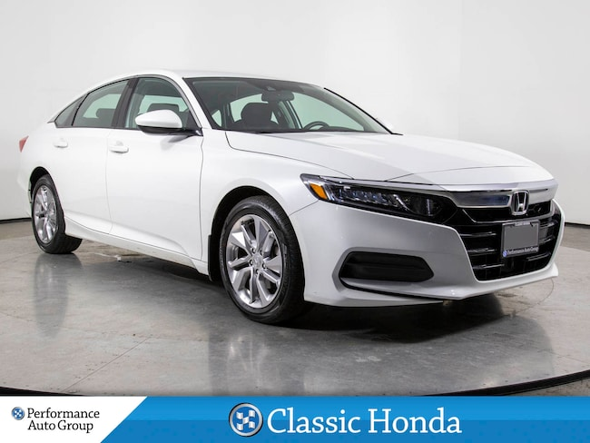 2018 Honda Accord LX | DEMO UNIT Sedan