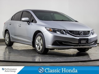 2014 Honda Civic Sedan LX | HEATED SEATS | BLUETOOTH | ECON | CERTIFIED Sedan