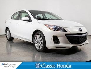 2013 Mazda Mazda3 GS-SKY | SUNROOF | CLEAN CARFAX | BLUETOOTH | Sedan