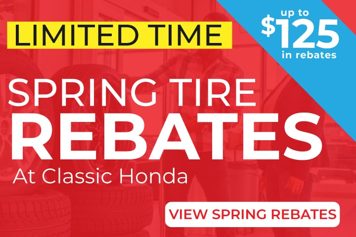 View Tire Promotions