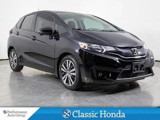2015 Honda Fit EX-L | NAVI | LEATHER | SUNROOF | CLEAN CARFAX | Hatchback