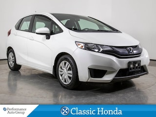 2015 Honda Fit LX | REAR CAM | BLUETOOTH | ONE OWNER | Hatchback
