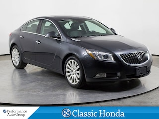 2013 Buick Regal TURBO | LEATHER | SUNROOF | CLEAN CARFAX | NAV Sedan