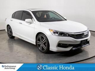 2016 Honda Accord Sedan SPORT   HEATED SEATS   REAR CAM   TINTS   ALLOYS Sedan