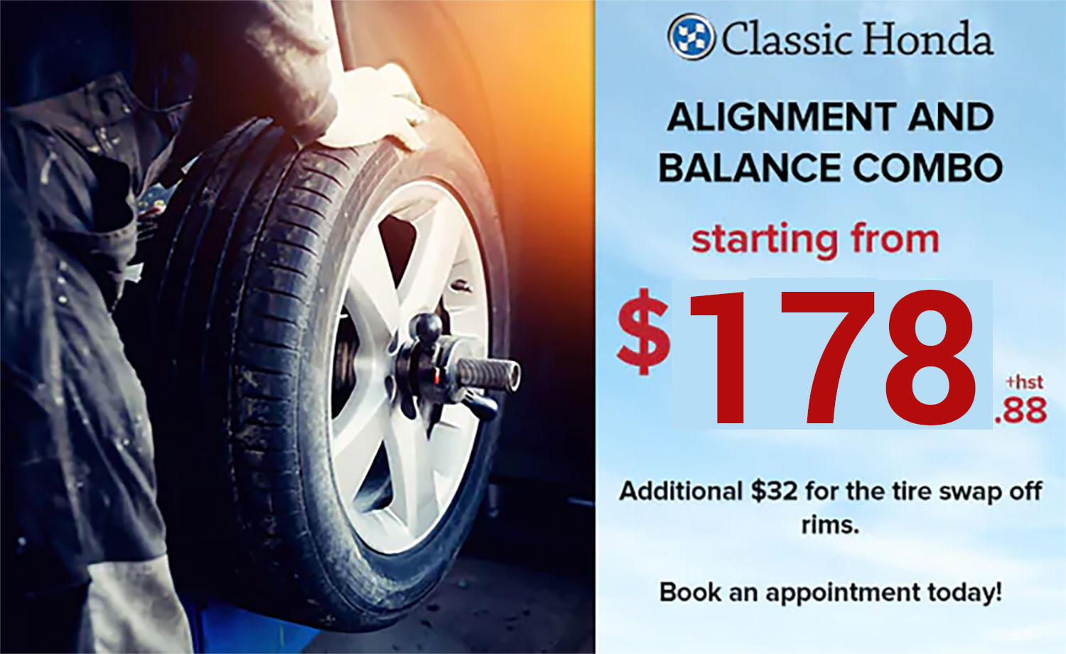 Alignment and Balance Special