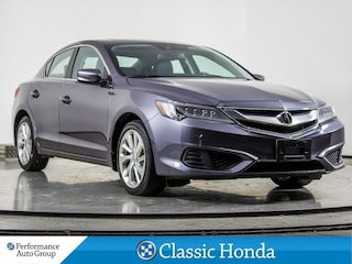 2017 Acura ILX PREMIUM | LEATHER | REAR CAM | CLEAN CARFAX Sedan