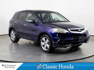 2009 Acura RDX TECH | NAVI | LEATHER | SUNROOF | BLUETOOTH | SUV