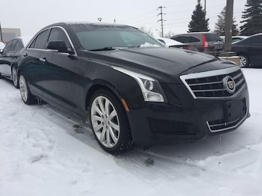 2014 Cadillac ATS Luxury AWD Sedan