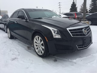 2014 Cadillac ATS Luxury AWD Sedan