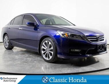 2015 Honda Accord Sedan SPORT | CLEAN CARFAX | HEATED SEATS | REAR CAM | Sedan
