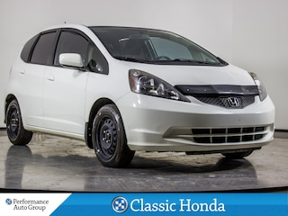 2013 Honda Fit LX | 5-SPEED | BLUETOOTH | AUX | CERTIFIED | Hatchback
