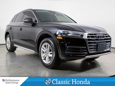 2018 Audi Q5 KOMFORT | REAR CAM | CLEAN CARFAX | LEATHER | AWD SUV