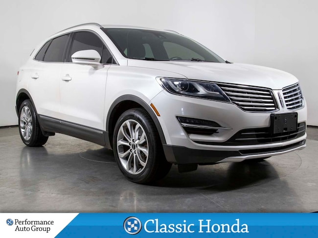 2016 Lincoln MKC SELECT | LEATHER  | NAV | PANO ROOF | CLEAN CARFAX SUV