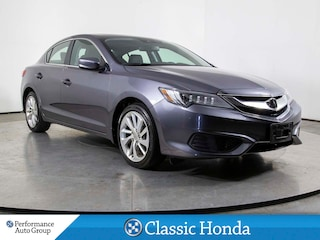 2017 Acura ILX PREMIUM | LEATHER | SUNROOF | REAR CAM | ALLOYS | Sedan