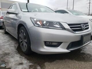 2015 Honda Accord Sedan SPORT | CLEAN CARFAX | SUNROOF | REAR CAM | ALLOYS Sedan