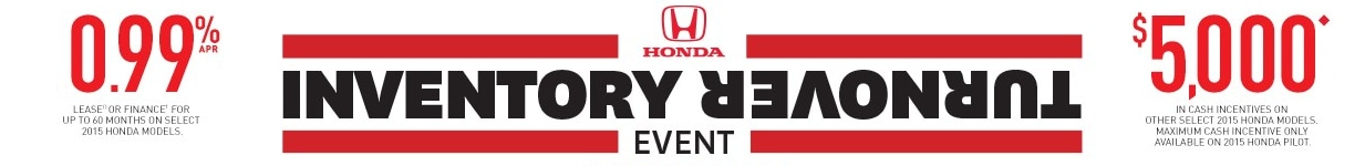 Classic Honda Clearout Event