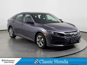 2017 Honda Civic Sedan LX | HEATED SEATS | BLUETOOTH | REAR CAM | ECON |