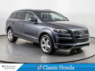 2011 Audi Q7 SPORT | NAVI | PANO ROOF | REAR CAM | LEATHER | SUV