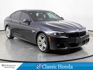 2011 BMW 5 Series 535i xDrive | NAVI | LEATHER | SENSORS | ALLOYS Sedan