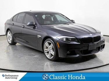 2011 BMW 5 Series 535i xDrive | NAVI | LEATHER | SENSORS | ALLOYS Sedan