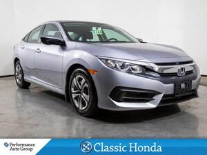 2018 Honda Civic Sedan LX   REAR CAM    ECON   BLUETOOTH   LOW MILEAGE  