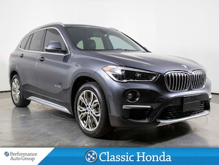 2016 BMW X1 xDrive28i | NAVI | PANO ROOF | HEADS UP DISPLAY | Wagon