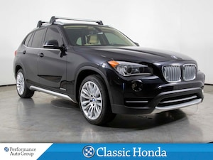 2013 BMW X1 28i | LEATHER | PANO ROOF | CLEAN CARFAX |