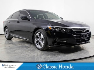 2018 Honda Accord EX-L | LEATHER | REAR CAM | SUNROOF | ALLOYS | Sedan