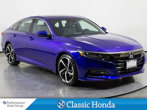 2019 Honda Accord Sport 1.5T | DEMO UNIT