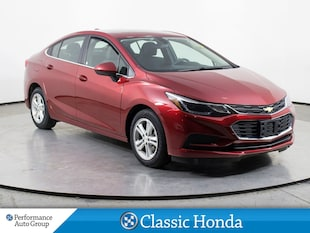 2017 Chevrolet Cruze LT | SUNROOF | REAR CAM | PUSH START | BLUETOOTH Sedan