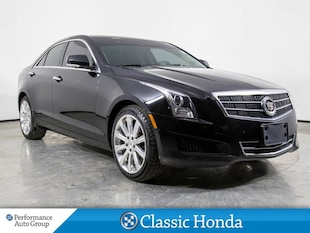 2014 Cadillac ATS 2.0L TURBO LUXURY | NAVI | LEATHER | SUNROOF | AWD Sedan