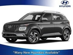 2020 Hyundai Venue SEL IVT Sport Utility