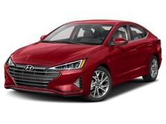 2020 Hyundai Elantra Limited IVT Car