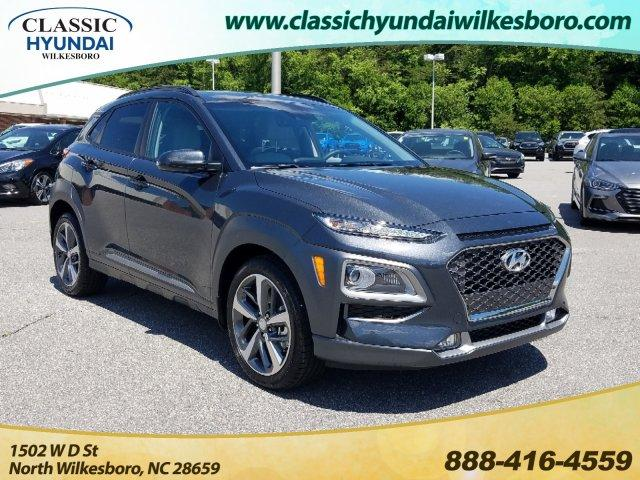 2019 Hyundai Kona Limited DCT AWD Sport Utility