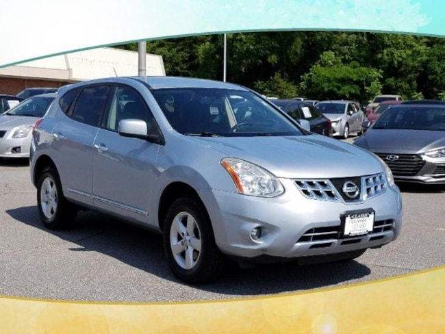 2013 Nissan Rogue AWD 4dr S Sport Utility