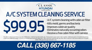 A/C System Cleaning Service