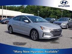 2020 Hyundai Elantra Limited Limited IVT