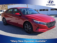 2021 Hyundai Elantra SEL SEL IVT
