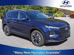 2020 Hyundai Santa Fe Limited Limited 2.0T Auto AWD