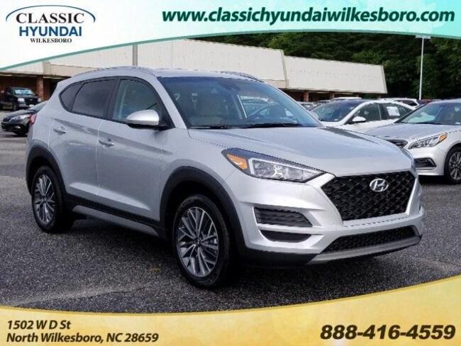 2019 Hyundai Tucson SEL AWD Sport Utility