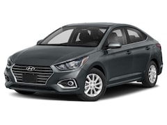 2020 Hyundai Accent SEL Sedan IVT Car