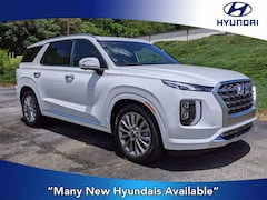2020 Hyundai Palisade Limited Limited FWD