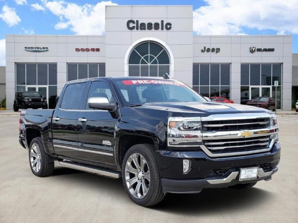 2018 Chevrolet Silverado 1500 High Country Truck Crew Cab