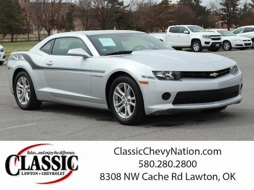 Lawton Used Car Dealer Classic Lawton Chevrolet